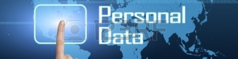 24401492 personal data concept with interface and world map on blue background 2