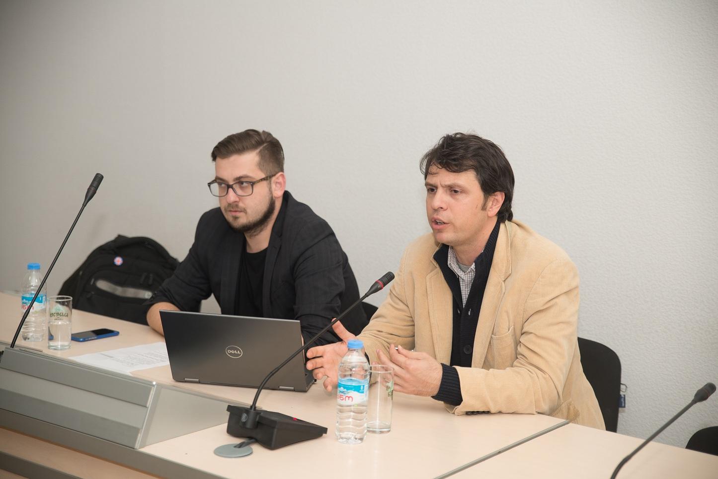 საჯარო ლექცია – გამოხატვის თავისუფლება და გაუმჟღავნებლობის ინსტიტუტი ქართულ კანონმდებლობაში